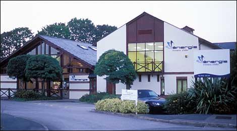 Leisure Centre Car Park Wilmslow